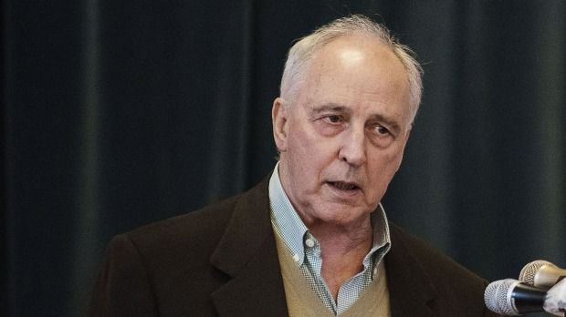"""Former prime minister Paul Keating has called for John Howard to """"hang his head in shame"""" over Australia's involvement in the """"un-mandated assault"""" of the Iraq War."""