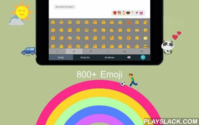 Burmese Keyboard For TouchPal  Android App - playslack.com , Language: (MY)TouchPal Emoji Keyboard - The No.1 popular FREE keyboard on Play. Perfect combination of fun and functionality.★ Free Features ★-800+ colorful & cute emojis, emoticons and smileys for free.-Emoji Style: Android Robot(Black&White), Facebook, KitKat(Android 4.4).-Works for all applications, including many popular apps: Facebook Messenger, Twitter, Whatsapp, Wechat, Google Talk, Line, etc.-Support all fancy…