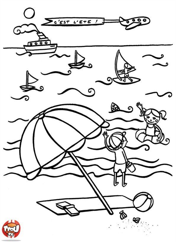 """Cerca le immagini dei risultati per """"disegni da spiaggia"""""""