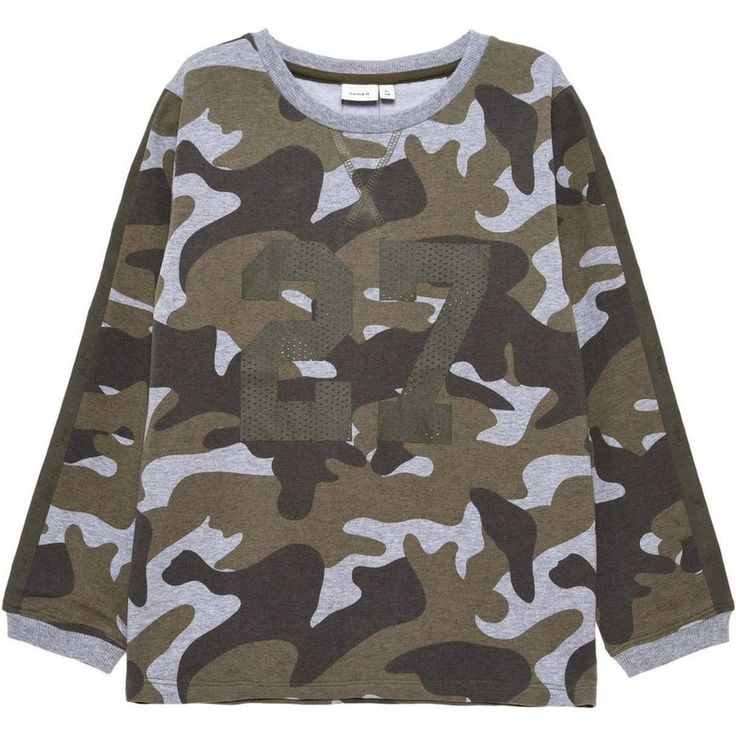 Name it Kids Nitwarner Sweatshirt