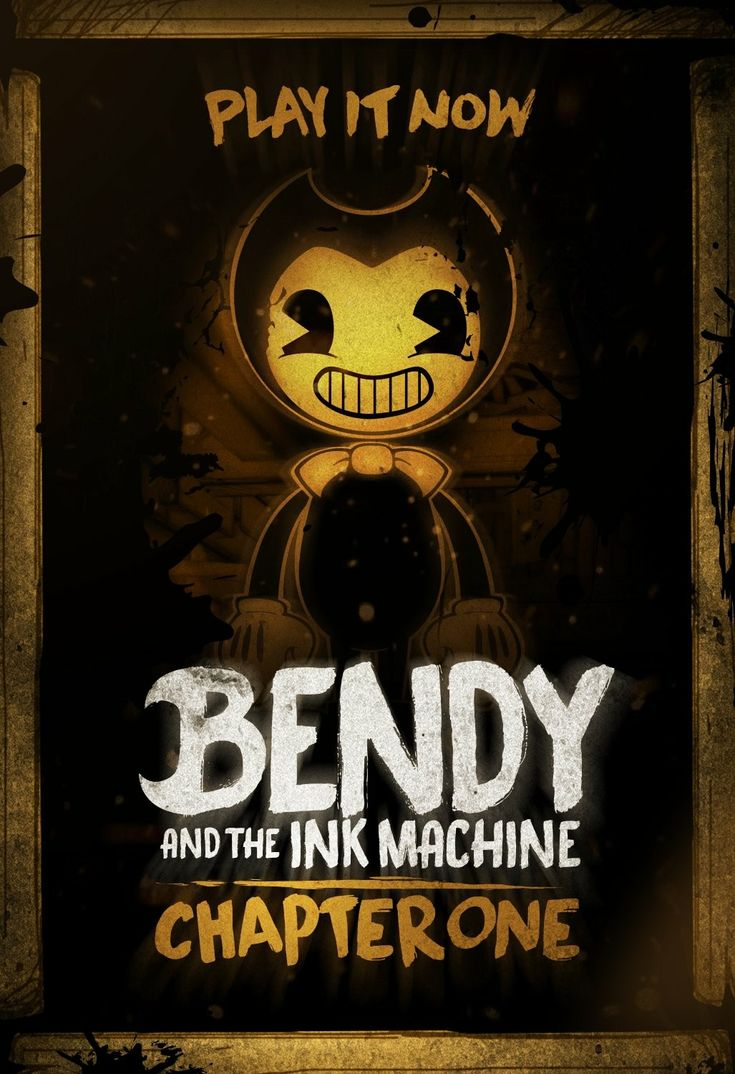 13 best Bendy And Ink Machine images on Pinterest | Ink ...