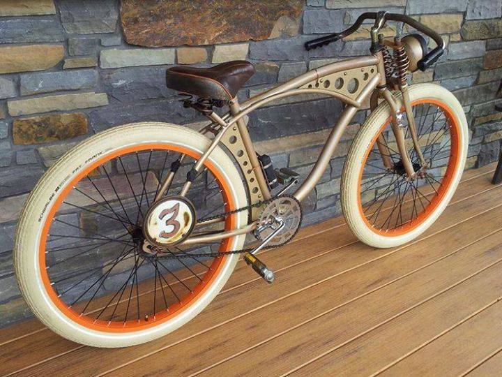 Why don't all bikes look like this?