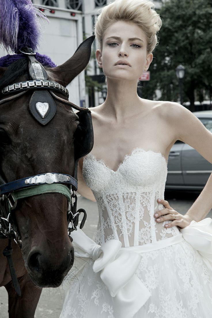 Fancy Pnina Tornai Wedding Dresses For Kleinfield Bridals
