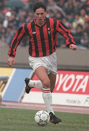 Marco Van Basten, AC Milan (1987-1995)