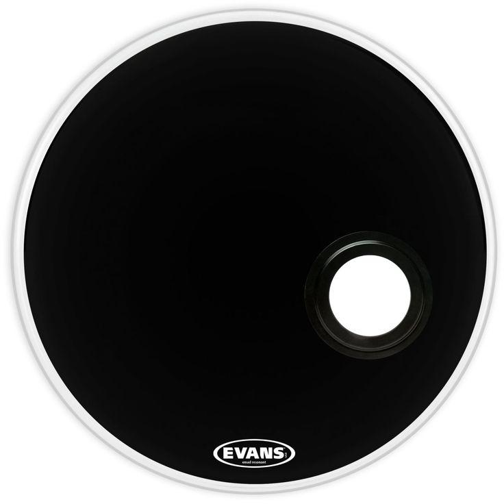 "EVANS BD20REMAD 20"" REMAD Resonant Bass Drum Head"