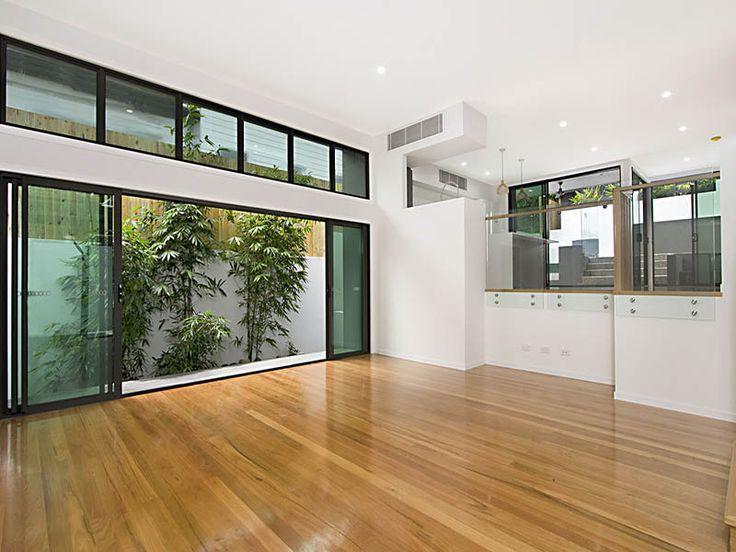 Blackbutt timber flooring, semi gloss coating in Bardon, Brisbane. Beautiful hardwood timber, Sanded and Polished by Brisbanes Finest Floors