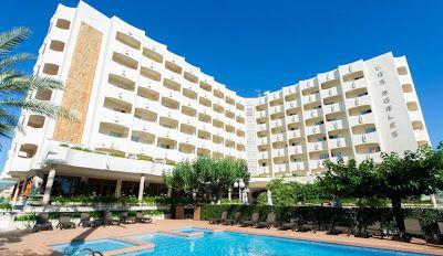 Spain Hotels: Hotel Los Robles - Gandía