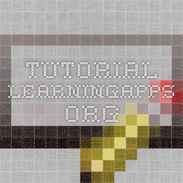 tutorial.learningapps.org
