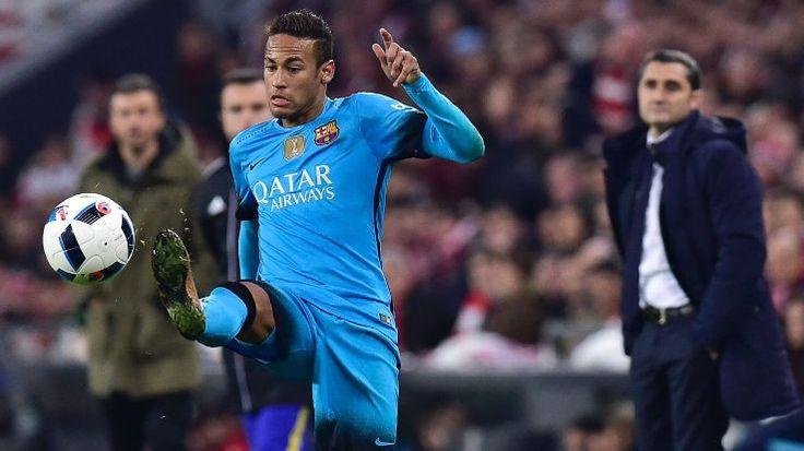 Luis Enrique memuji kesepakatan antara Barcelona dan federasi sepakbola Brasil yang akan melihat Neymar hanya bermain di Olimpiade musim panas ini.