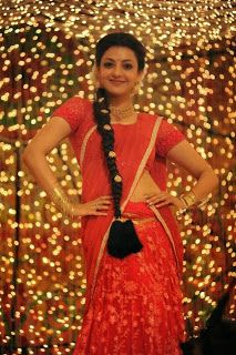 Actress Kajal Agarwal Latest Cute Hot Exclusive Spicy Photoshoot Gallery From Govindudu Andarivadele | MetroGlitz - Actress Hot Latest Photos Gallery,Latest Hot Saree Gallery,Hot Spicy Gallery