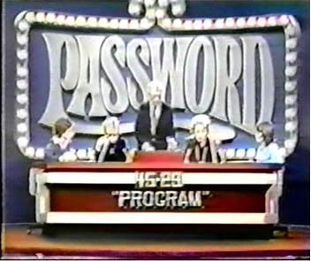 Hosted by Allen Ludden (Betty White's husband!)