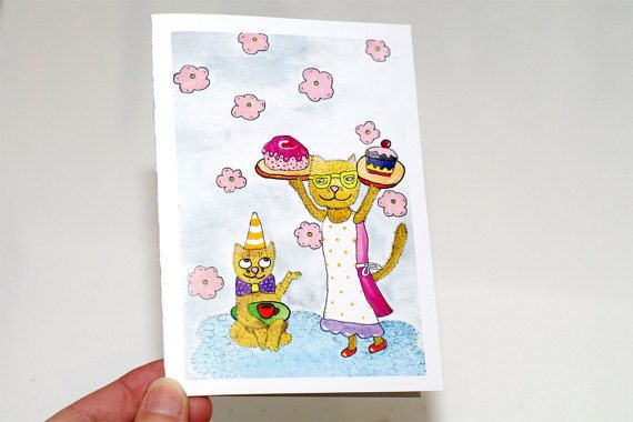 Birthday wishes CARD - Happy birthday card - Fun birthday card - Funny card - Birthday wish cards - Birthday party - Baby shower - Thinking of you card
