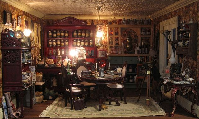 witch shop   Witch's Shop   Flickr - Photo Sharing!