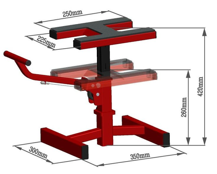 Motorbike Stand Designs : Images about bikestand on pinterest homemade