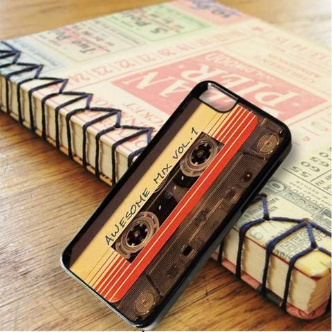 Awesome Mix Vol 1 Soundtrack Guardian Of The Galaxy iPhone 6|iPhone 6S Case