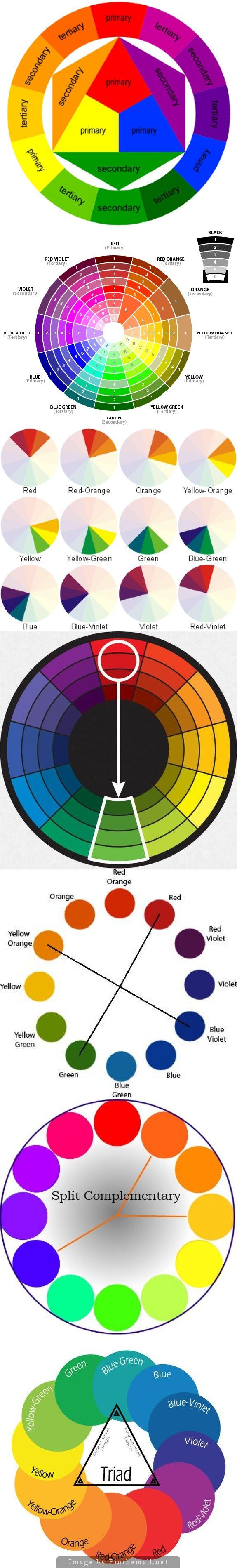 The 25+ best Color wheel interior design ideas on Pinterest ...