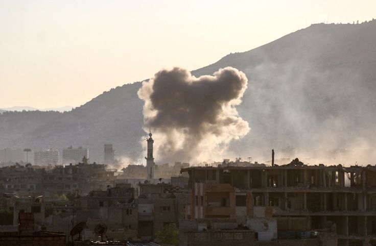 US scales back ambitions in Syria to accommodate Russia http://betiforexcom.livejournal.com/27105954.html  After months of dithering the Trump administration finally appears to be implementing a relatively coherent policy in Syria. The decision to focus exclusively on Daesh and completely forego any kinetic action against the Syrian government is decidedly bad news for the exiled Syrian opposition and the armed groups on the ground. As much as Washington hates to admit it, this latest policy…