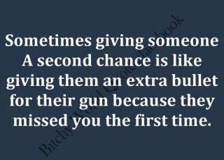 Giving 2nd ChancesRemember This, Inspiration, Quotes, Food For Thoughts, Life Lessons, True Words, Second Chances, So True, Bullets