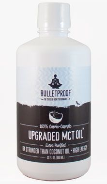 """Try Upgraded™ MCT Oil and get upgraded energy levels immediately, or your purchase is on us.    Medium-chain triglycerides (MCTs) work directly in cells to give you an extra boost to maximize your performance.  Very little MCT oil is stored as fat because it is used for energy so quickly!..."""