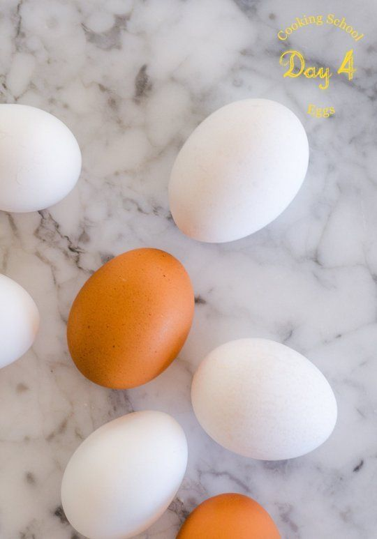 Cooking School Day 4: Eggs — The Kitchn's Cooking School | The Kitchn