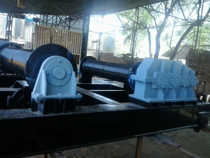 CRAB CAPACITY: 15/5 TON | sb engineers-crane manufacturers ...