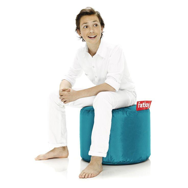 Fatboy Point Small Bean Bag Chair - PNT-BRN