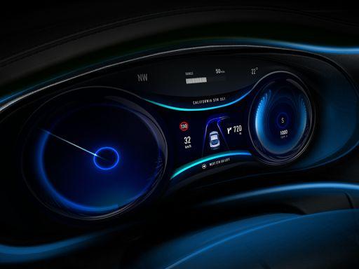 Beautiful Motion Design for Auto UI
