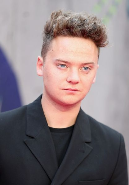 Conor Maynard attends the European Premiere of 'Suicide Squad' at the Odeon Leicester Square on August 3 2016 in London England