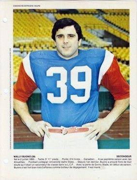 1978 Wally Buono