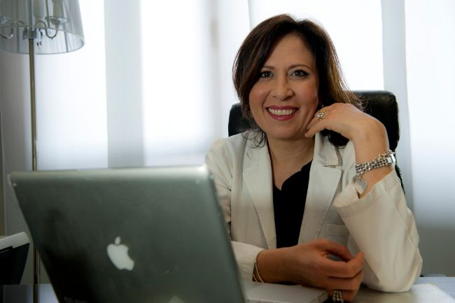 Adele Sparavigna, dermatologa http://bit.ly/1tMvzNu