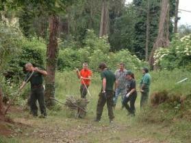 Informazione Contro!: Detenuti al lavoro nei parchi nazionali: ok dei mi...