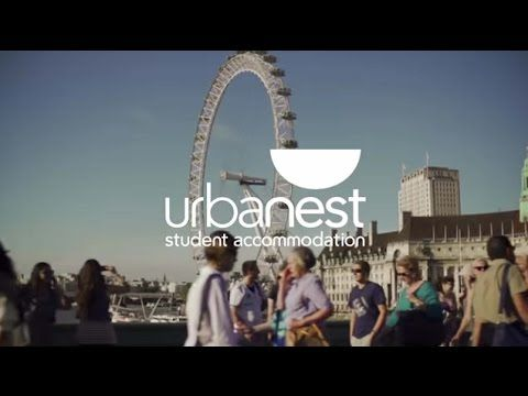 urbanest student accommodation - London - YouTube
