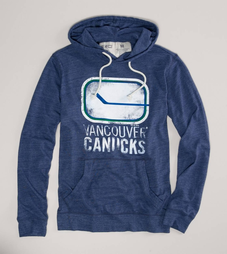 Vancouver Canucks Hoodie.