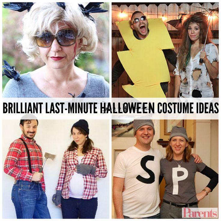 last minute halloween decorations diy