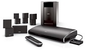 Five-speaker Lifestyle systems deliver premium surround sound performance and HD connectivity for up to 6 sources
