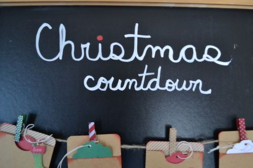 ... | Pinterest | Christmas Countdown, Advent Calendar and Advent