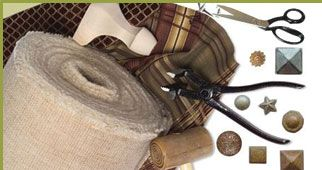 DIY Upholstery Supply - this site has tools, materials,  supplies & fabric + videos, tips & a Q&A board. Great resource for the furniture DIY'er.