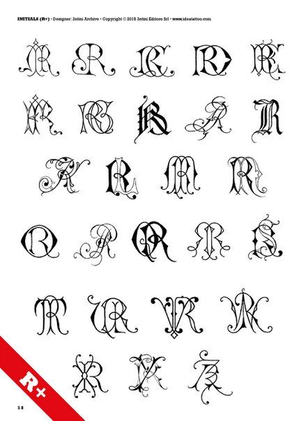 17 best images about tattoo on pinterest initials for Initial tattoos for guys