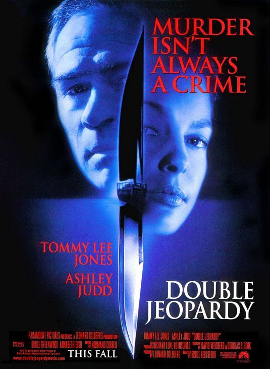 Double Jeopardy Movie Poster - Internet Movie Poster Awards Gallery