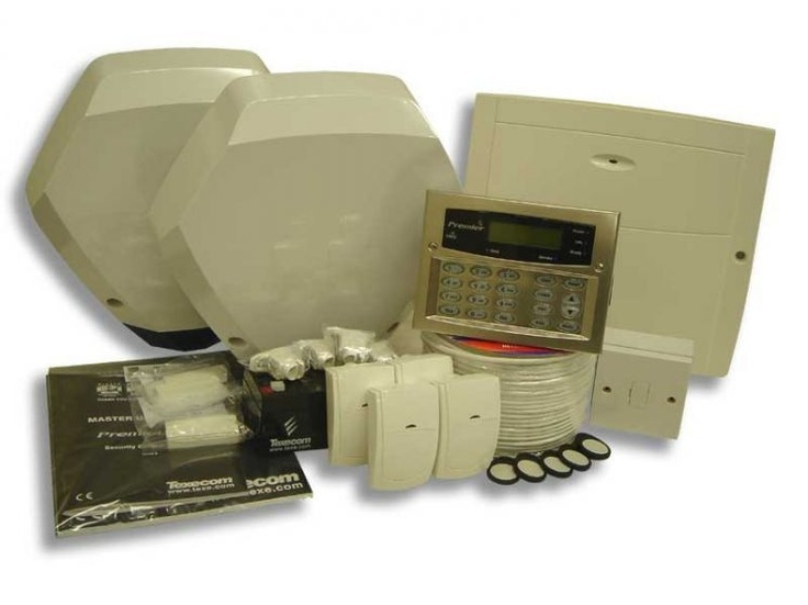Texecom Fully Featured Premier Kit