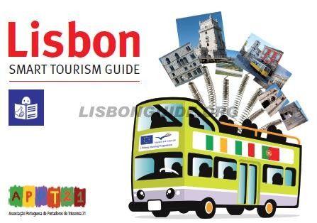 Lisbon Tourism Guide PDF FREE Download – 94 Pages