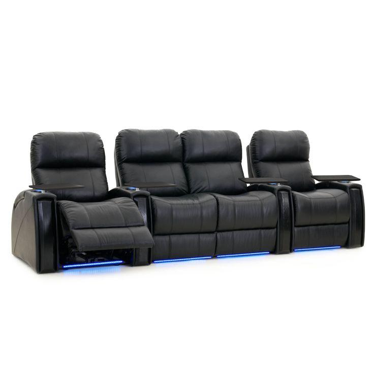 Octane Nitro XL750 Power Home Theater Seating Set