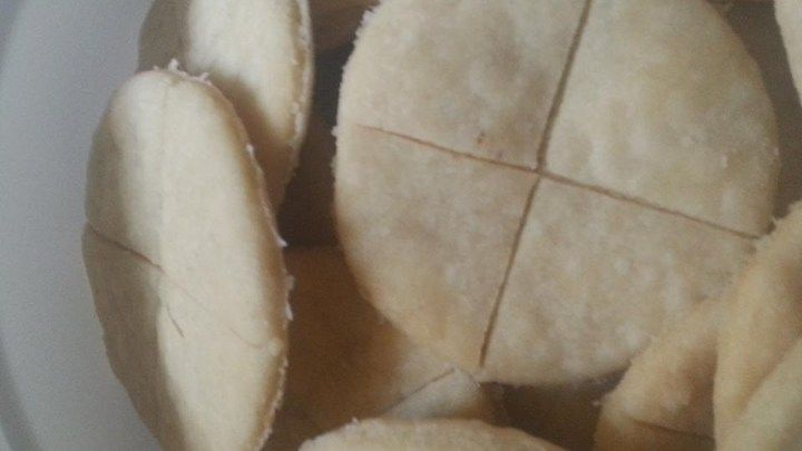 Make your own unleavened bread at home using this quick and easy recipe with only 4 ingredients.                                                                                                                                                                                 More