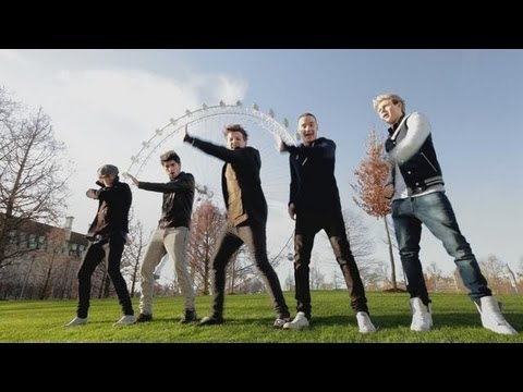 I was never a fan of one direction. But after watching this video, I'm now in love