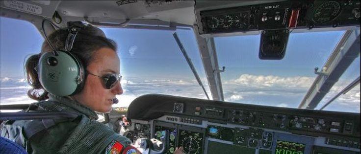 No Dia Internacional da Mulher a Força Aérea revela esta novidade.