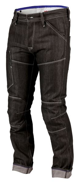Dainese motorcycle Kevlar jeans  Dress for the fall, not the ride. Every. Time.