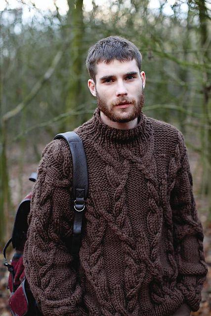 Martin Storey Knitting Patterns : Ravelry: Frontiersman pattern by Martin Storey Knitting Pinterest