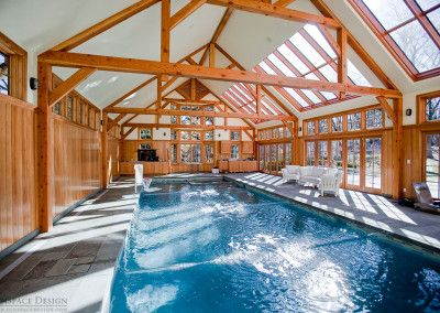 Indoor Swimming Pool Enclosures Provide The Perfect Solution To Cold New England Winters