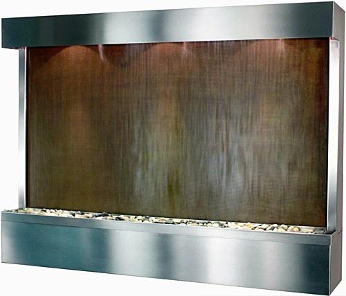 Indoor Waterfall Ideas best 25+ indoor waterfall fountain ideas on pinterest | indoor