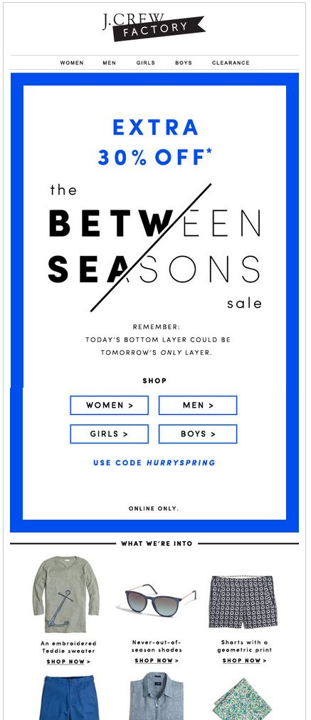 j.crew factory email